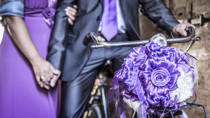 wedding Violet di Sony