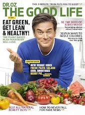 Dr. Oz The Good Life Magazine