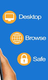 Desktop FullScreen Web Browser Apk  Download For Android 8