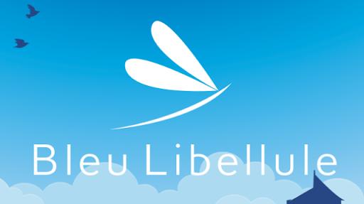 Bleu Libellule : vous allez adorer