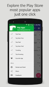 Play Apps: Top of Play Store screenshot 0