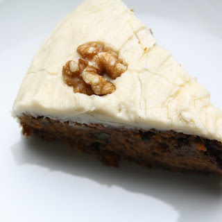 Vegan Carrot Cake & Happy Birthday Mindfood