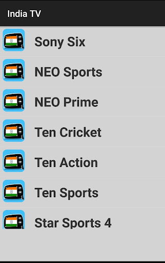 India TV - All Indian TV Channels HD for PC