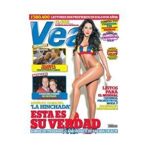 Revista Vea El Mundo De   Las Estrellas 1 X1Und.