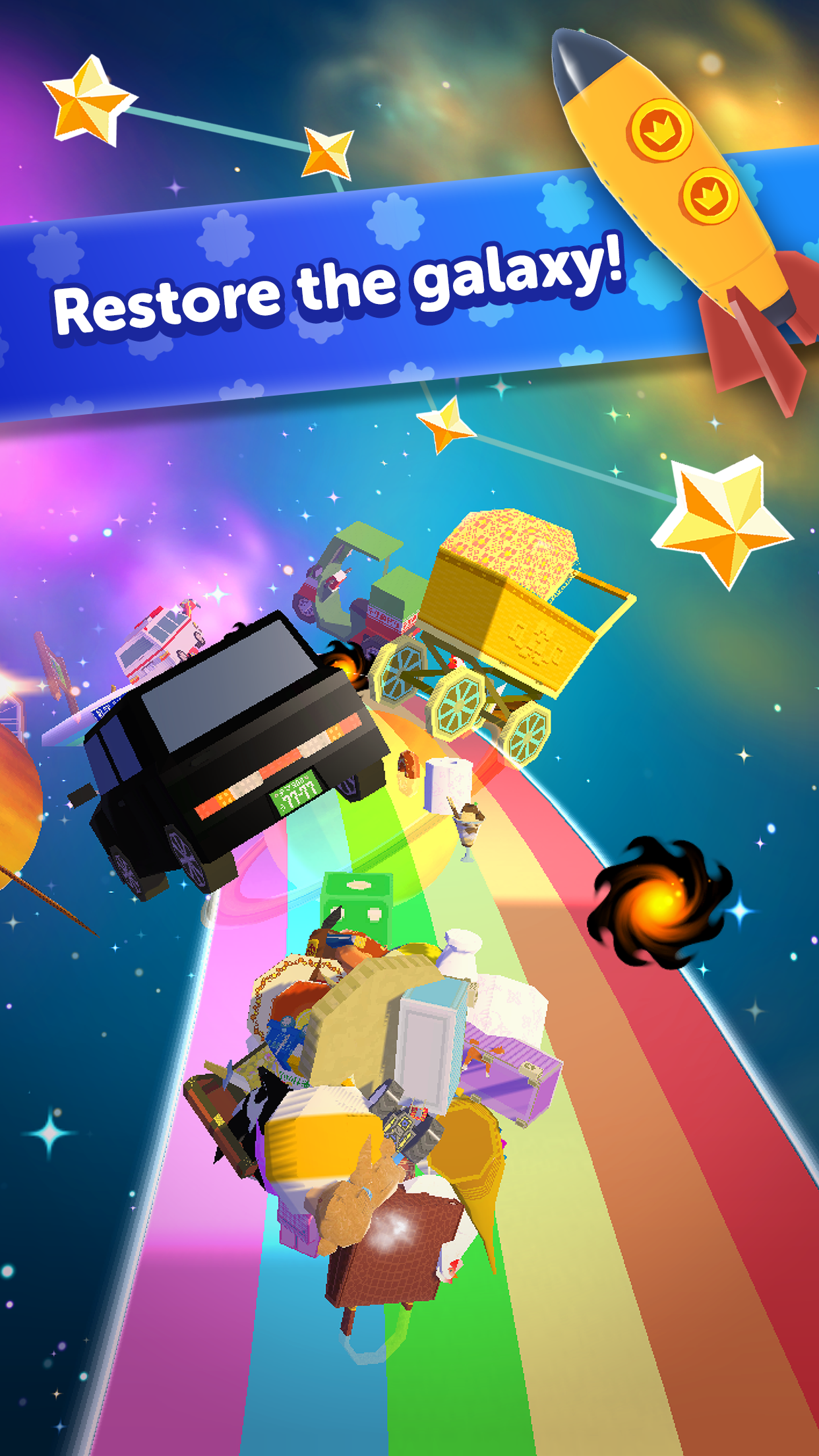 AMAZING KATAMARI DAMACY screenshot #3