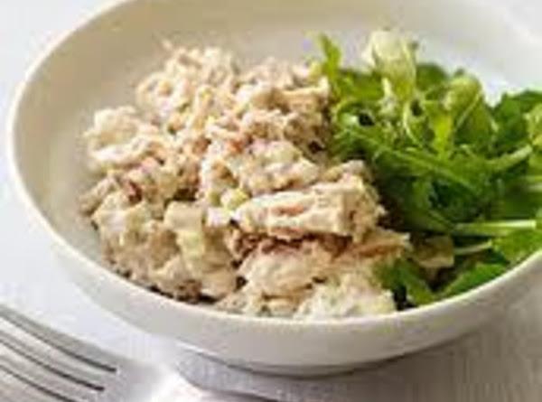 Perfect Tuna Salad Recipe