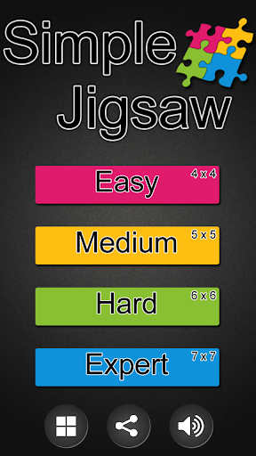 Simple Jigsaw Puzzle 1.4 screenshots 1