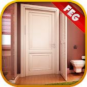 Escape Game - Locked Bathroom