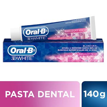 Crema Dental ORAL-B 3D White