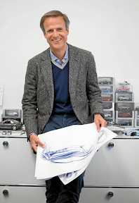 Michael Mauer, chief designer at Porsche