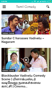 Tamil Comedy App Download for Android 1