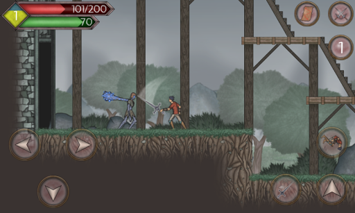 Runic Curse screenshot 9