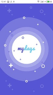 MyDays- screenshot thumbnail