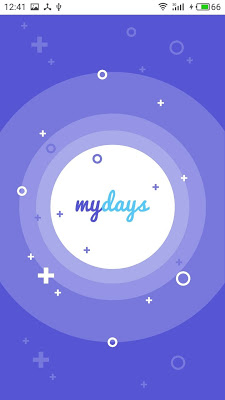 MyDays - screenshot