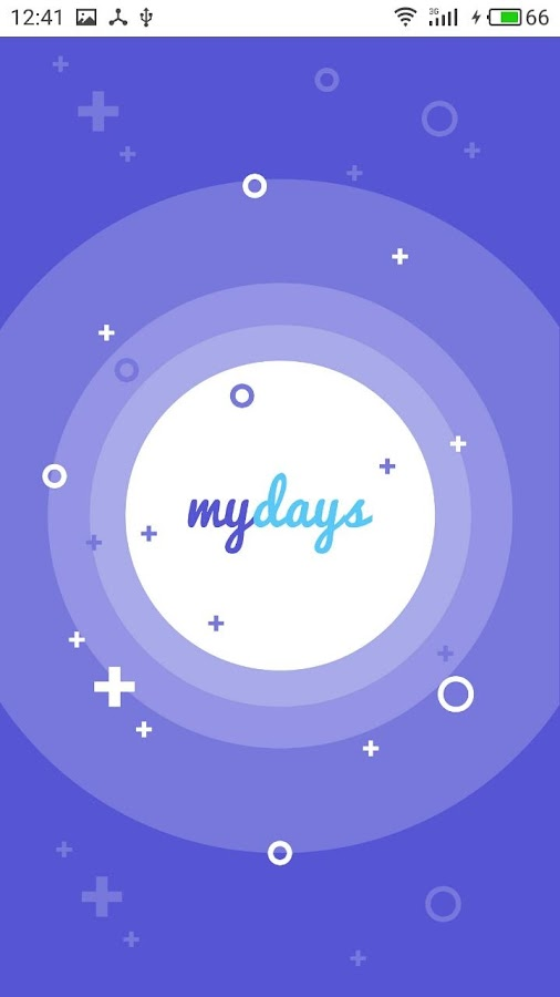 MyDays- screenshot