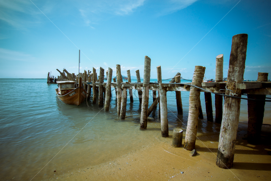 by Hafiz Jalal - Landscapes Beaches