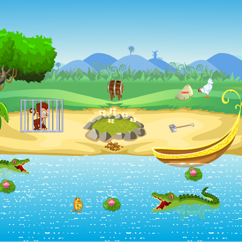 android Jolly Boy Tiki Escape Screenshot 0
