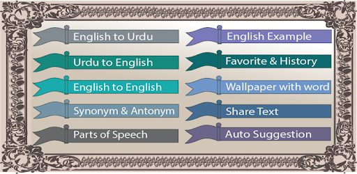 Urdu Dictionary Multifunctional - Apps on Google Play