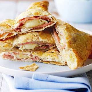 Meat Turnovers Puff Pastry Recipes.