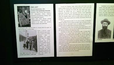 Photo: Perl Sámuel csicsói rabbi és unokája Haas Judit családjának története
