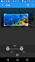 Screenshot of AndroVid Pro Video Editor