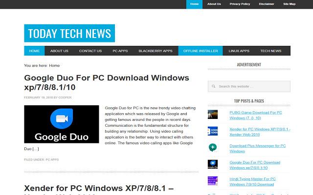 Today Tech News