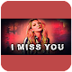 Clean Bandit I Miss You (app)