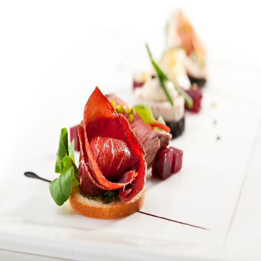 Canapes Savoury