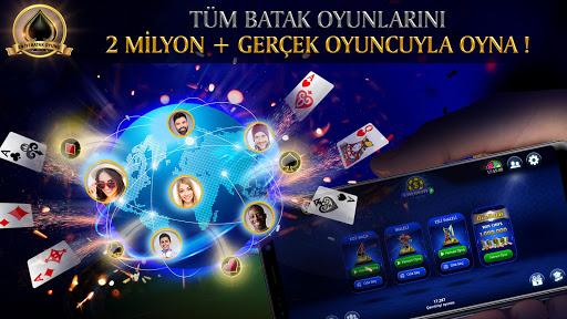 Batak Club: Online Batak Eşli Batak İhaleli Batak  captures d'écran 2