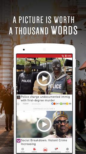 Nigeria Breaking News and Latest Local News App 10.5.1 screenshots 3