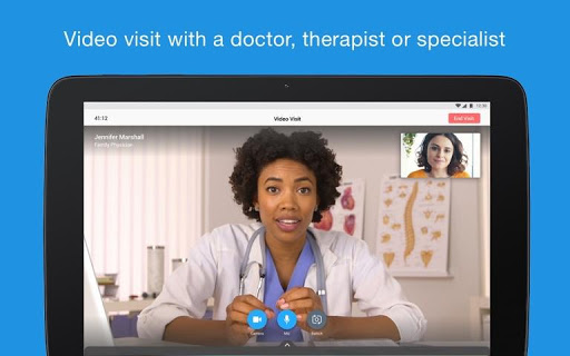 Amwell: Doctor Visits 24/7 12.0.6.030_06 Apk for Android 11