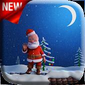 Funny Santa Claus LWP