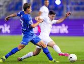 Josh Cullen knokte zich weer in de basis bij Anderlecht