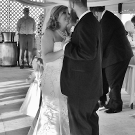 The First Dance by Terry Linton - Wedding Bride & Groom (  )