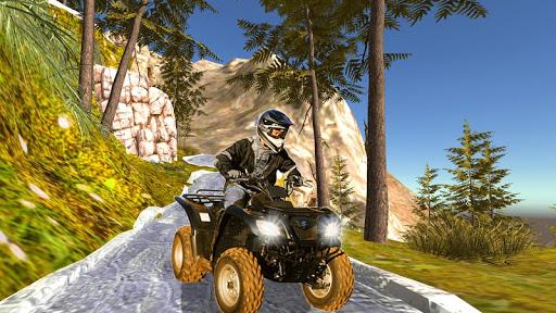 ATV Quad Bike Off-road Game :Quad Bike Simulator apkpoly screenshots 4