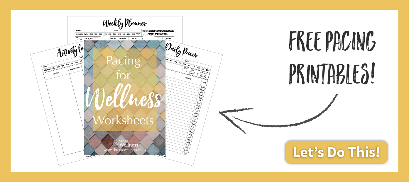 Click here for your Free Pacing For Wellness Printables