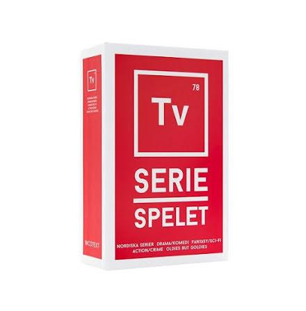 Spel - Tv-seriespelet