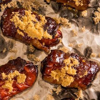 Bacon-Wrapped Smokies.