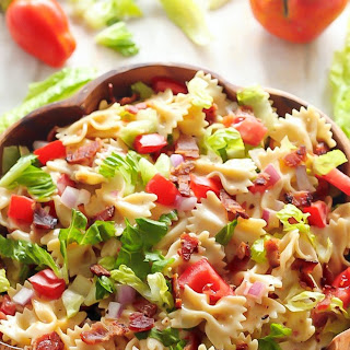 20-minute Blt Pasta Salad.