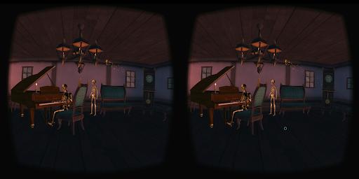 Skeletons vs 3D Audio VR