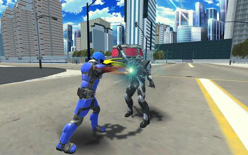 Super Light Speed Robot Superhero: Speed Hero 1.3 screenshots 3