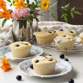 Blueberry Muffins – Low Carb and Gluten Free