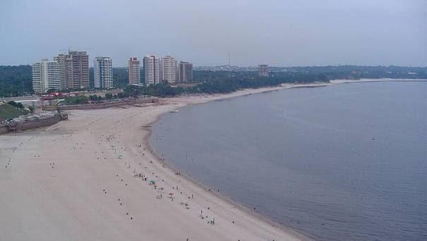 Praias de Manaus