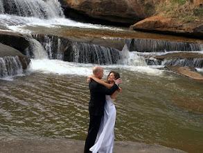 Photo: Old Mill Garden ~ Reedy River - Falls Park - Greenville 3/10~ http://WeddingWoman.net