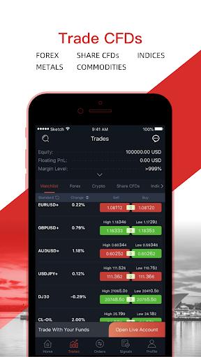 Vantage FX - Forex Trading  Paidproapk.com 3