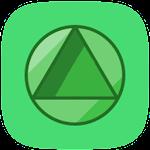 Tap Triangle ▲ Icon
