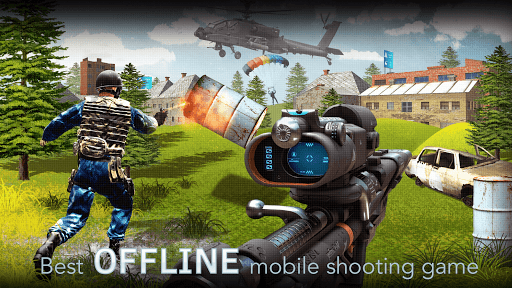 Freedom Forces Battle Shooting - Gun War 1.0.8 screenshots 8
