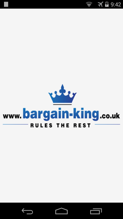 Bargain King- screenshot