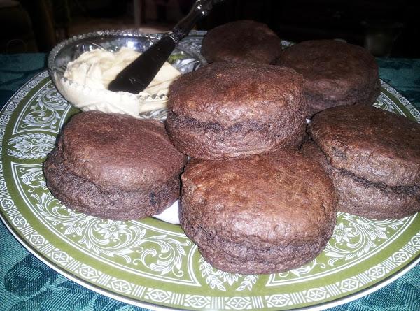Chocolate Biscuits W/brown Sugar Cinnamon Butter Recipe