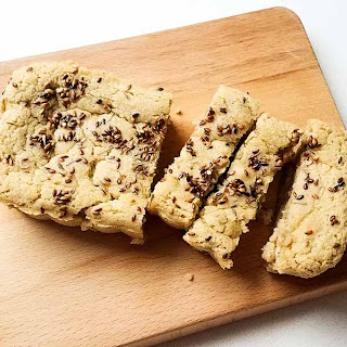 Vegan Cloud Bread.